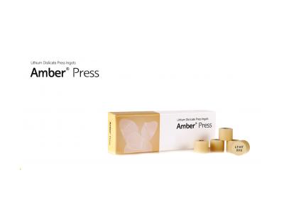 Ingot Amber Press LT R10 W4
