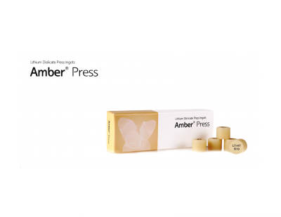 Ingot Amber Press HT R20 B1