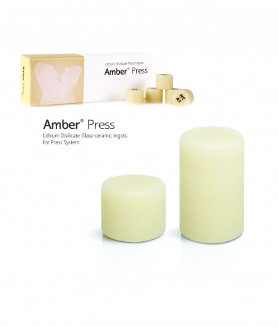 Pastile din Disilicat de Lithium  Amber Press HT R10