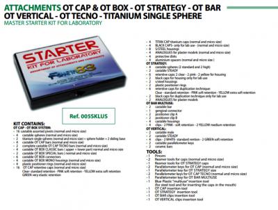Set complet Starter KIT Master pentru laborator