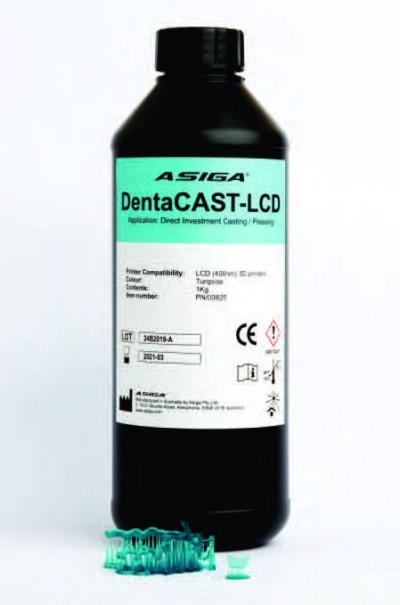 Asiga DentaCAST-LCD