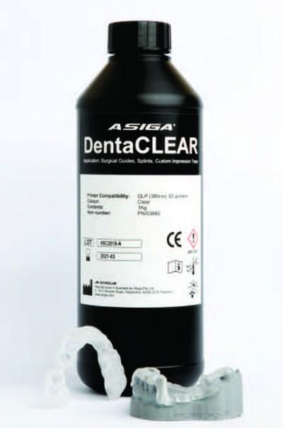 Asiga DentaCLEAR