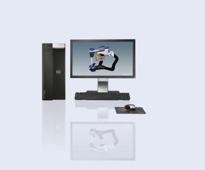 Ceramill CAD/CAM System PC pentru Software-urile Ceramill Mind si Ceramill Match 2